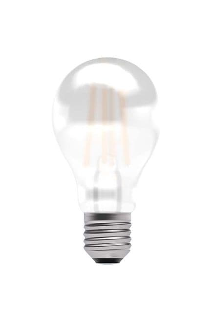 BELL 05289 6W LED Dimmable Filament GLS ES Satin 2700K